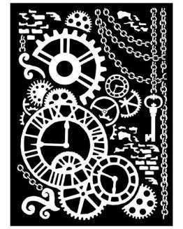 SJABLOON, stencil
